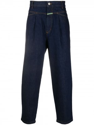 Зауженные джинсы Société Anonyme. Цвет: синий