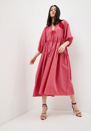 Платье Beatrice.B. Цвет: розовый