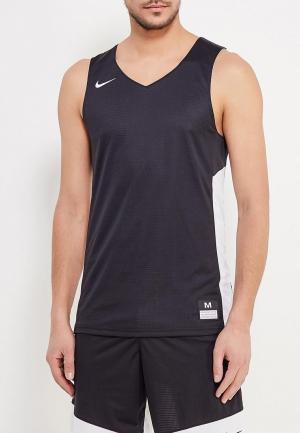 Майка спортивная Nike M NK TANK REVERSIBLE. Цвет: разноцветный