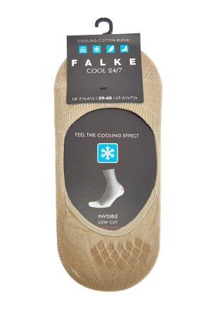 Бежевые подследники с охлаждающим эффектом Cool FALKE. Цвет: бежевый