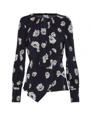 Блузка DEREK LAM 10 CROSBY. Цвет: черный