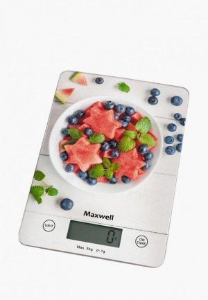 Весы кухонные Maxwell