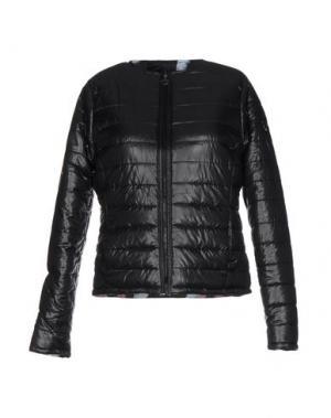 Куртка MAISON ESPIN. Цвет: свинцово-серый