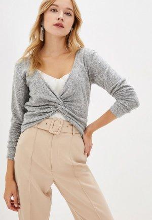 Пуловер Ivyrevel. Цвет: серый