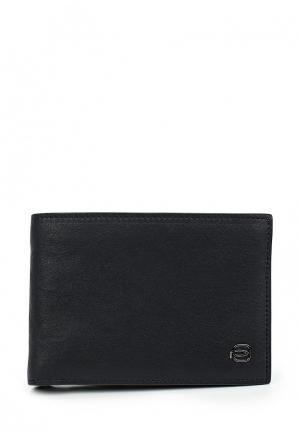 Кошелек Piquadro BLACK SQUARE. Цвет: синий