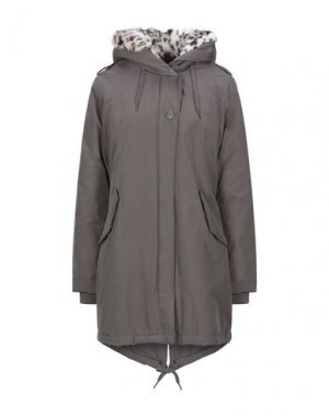 Пальто CANADIAN. Цвет: серый