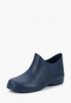 Резиновые ботинки Speci.All. Цвет: синий