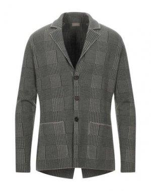 Пиджак CRUCIANI. Цвет: голубиный серый