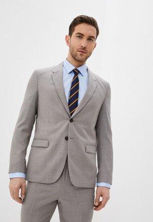Пиджак Hugo Herman194. Цвет: серый