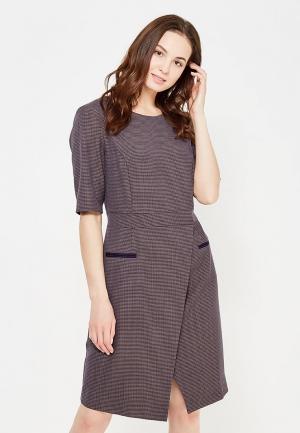 Платье Dlys D'lys MP002XW1AU77. Цвет: коричневый