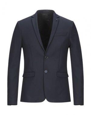 Пиджак PATRIZIA PEPE. Цвет: синий