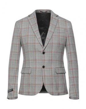 Пиджак MARCIANO. Цвет: серый