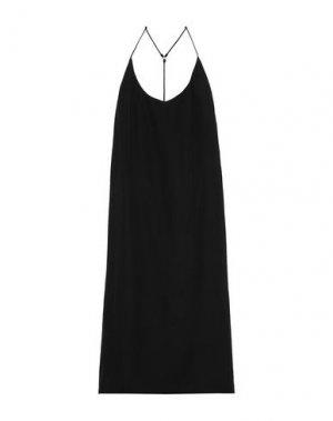 Короткое платье MIKOH. Цвет: черный
