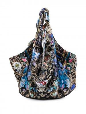 Пляжная сумка Palace Playhouse Camilla. Цвет: разноцветный