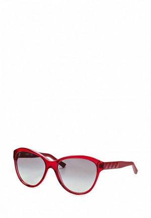Очки солнцезащитные DKNY 0DY4123 364711. Цвет: бордовый