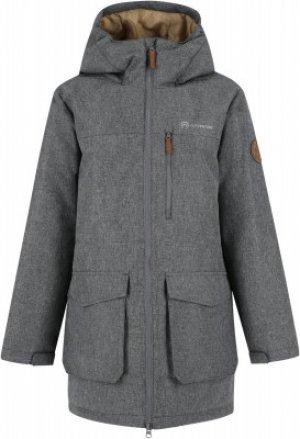 Куртка утепленная для мальчиков , размер 170 Outventure. Цвет: серый