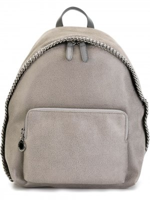 Рюкзак Falabella Stella McCartney. Цвет: серый