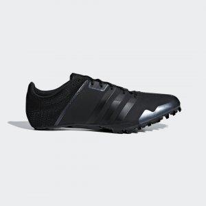Шиповки для легкой атлетики adizero finesse Performance adidas. Цвет: черный