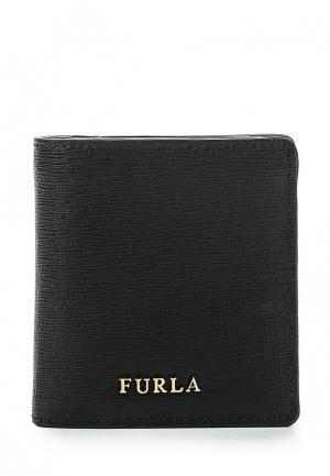 Кошелек Furla BABYLON. Цвет: черный