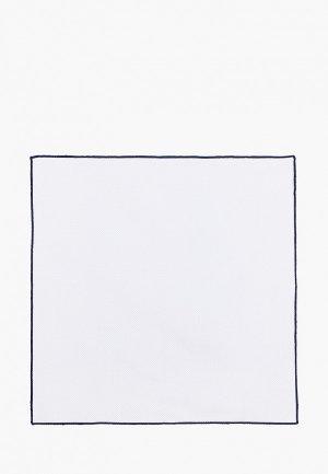 Платок нагрудный Hugo. Цвет: белый