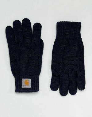 Перчатки Watch-Темно-синий Carhartt WIP