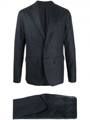 Костюм с однобортным пиджаком Dsquared2. Цвет: серый