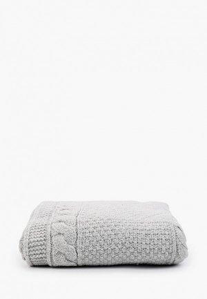 Одеяло детское NPL Nipperland. Цвет: серый