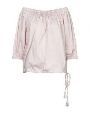 Блузка ATOS LOMBARDINI. Цвет: светло-розовый