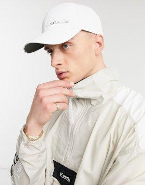 Белая кепка Coolhead II Ball-Белый Columbia