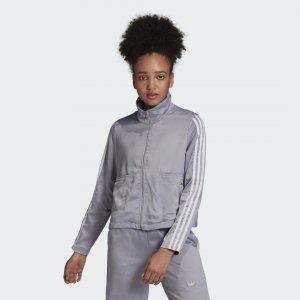 Олимпийка Originals adidas. Цвет: серый