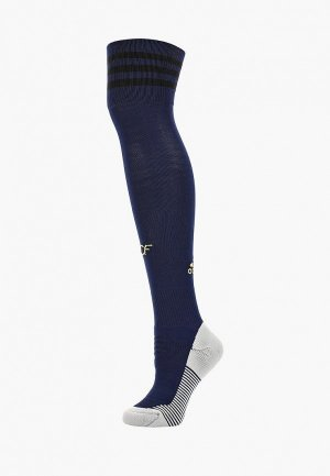Гетры adidas REAL A SO. Цвет: синий