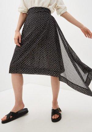 Юбка Vivienne Westwood Anglomania. Цвет: черный