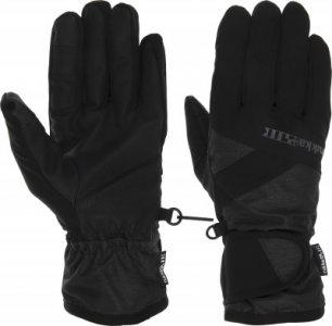 Перчатки мужские , размер 9-9,5 Rukka. Цвет: черный
