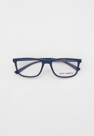Оправа Dolce&Gabbana DG5062 3296. Цвет: синий