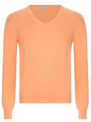 Пуловер хлопковый MALO