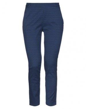 Повседневные брюки CARACTÈRE. Цвет: синий