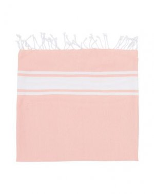 Пляжное полотенце ESPADRIJ. Цвет: розовый