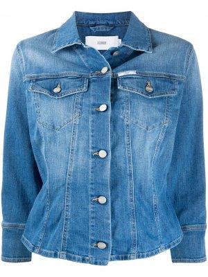 Джинсовая куртка с длинными рукавами Closed. Цвет: синий