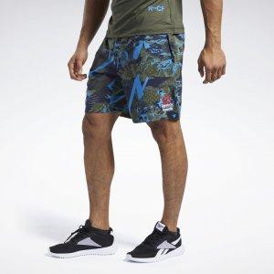 Спортивные шорты CrossFit® Games Austin II Allover Print Reebok