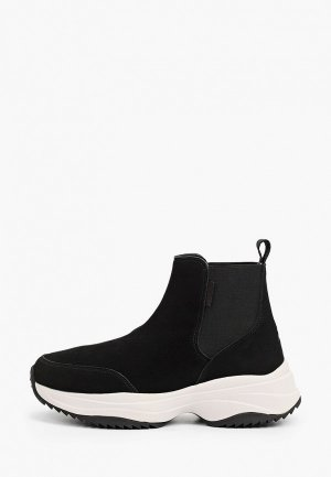 Ботинки Demix CINZIA CHELSEA. Цвет: черный