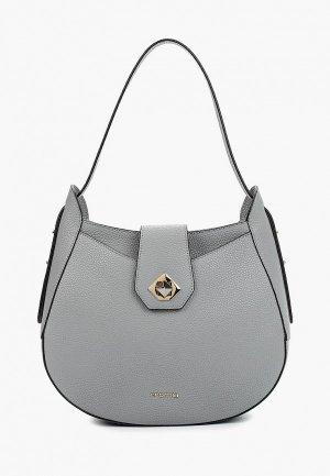 Сумка Cromia MINA. Цвет: серый
