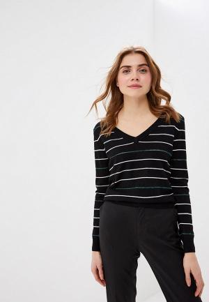 Пуловер Top Secret. Цвет: черный