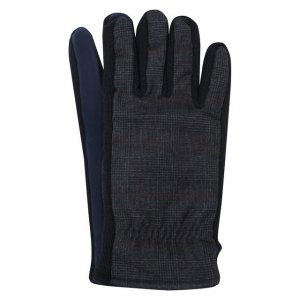 Перчатки Paul&Shark. Цвет: синий