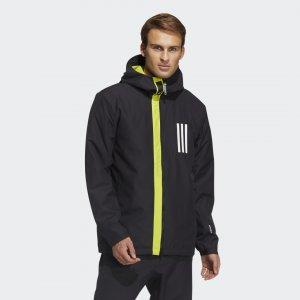 Ветровка W.N.D. adidas. Цвет: черный