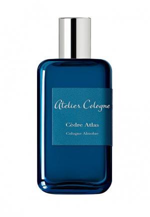 Парфюмерная вода Atelier Cologne CEDRE ATLAS Absolue 100 мл. Цвет: прозрачный