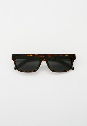 Очки солнцезащитные Arnette AN4278 120187. Цвет: коричневый