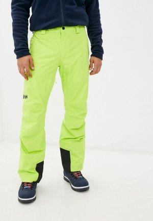 Брюки горнолыжные Helly Hansen LEGENDARY INSULATED PANT. Цвет: зеленый