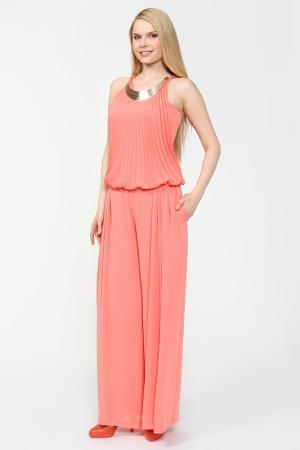 Платье Alba Conde. Цвет: розовый