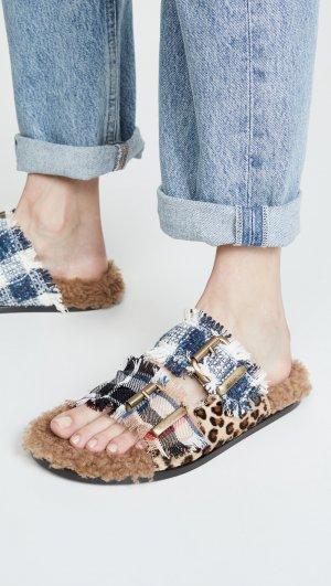 Avec Moderation Vail Double Band Sandals