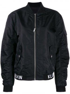Куртка-бомбер Calvin Klein Jeans